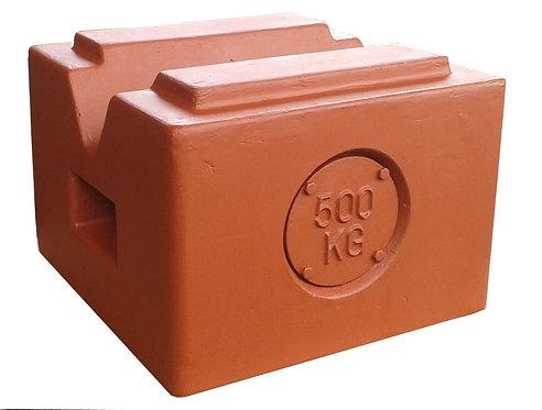 500Kg Block Weight