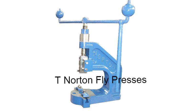 T Norton Fly Presses