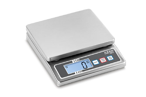 KERN FOB-NS Stainless Steel IP65 Compact Scale