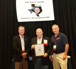 TX Safety Award - W.M Taylor & Co.