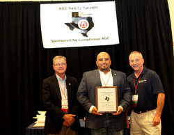 TX Safety Award - Southeast TX Drywall