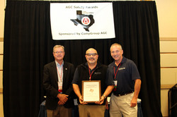 TX Safety Award - W.S. Bellows