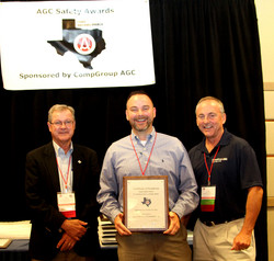 TX Safety Award - Daniels Building & Construction