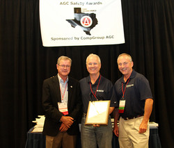 TX Safety Award - Sedalco