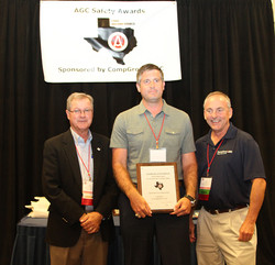 TX Safety Award - KCFI, Inc.