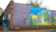 Kennesaw Big Shanty Festival Mural