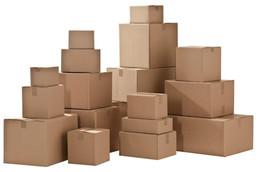 cajas de carton corrugado para embalaje.