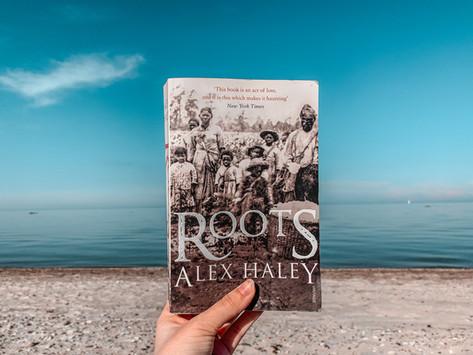 """Afroamerikāņu vēsture 7 paaudzēs. Alex Haley """"Roots"""""""