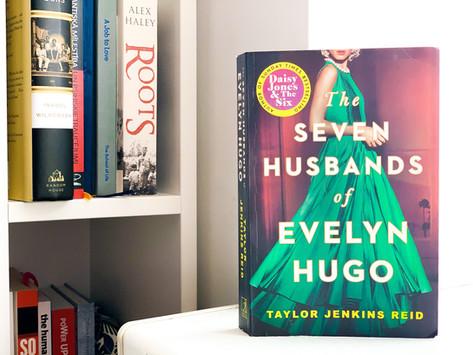 """Vienkārši aizraujoša grāmata. T.J. Reid """"The Seven Husbands of Evelyn Hugo"""""""