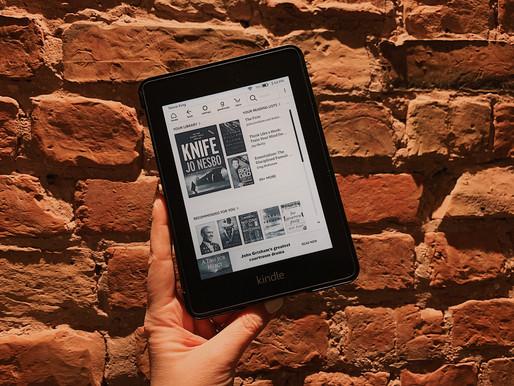 Pirmais e-grāmatu lasītājs: plusi un mīnusi