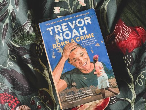 """Grāmatas apskats: Trevor Noah """"Born a Crime"""""""