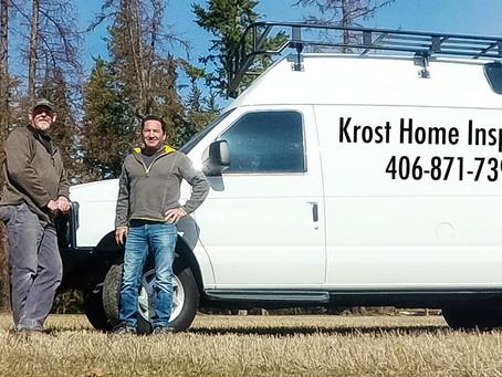 Meet the Inspectors                   Our Inspectors Todd Krost & Steve Gascoigne