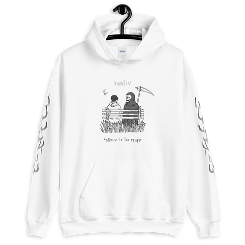 talking to the reaper - LIMITED HOODIE