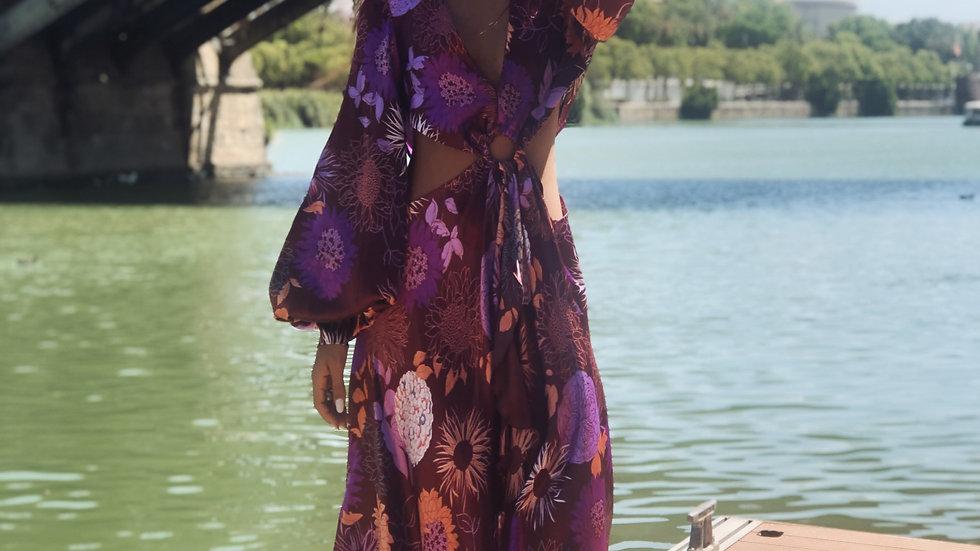 """Midi dress """"Triana"""""""