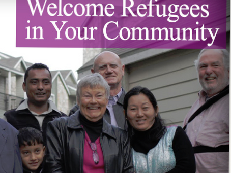 Welcoming a Refugee Family
