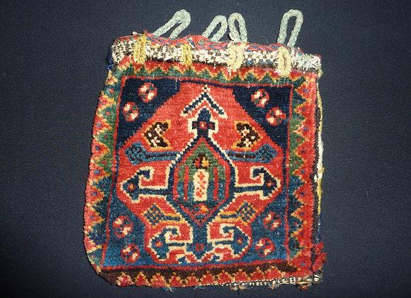 2.20 Small South Persian Pile Bag