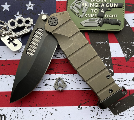 USMC Fighter Flipper Medford Knife and Tool