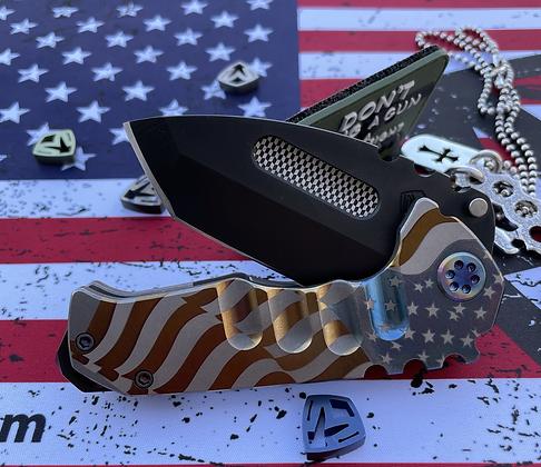 Genesis Praetorian Ti Medford Knife & Tool