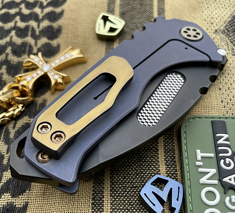 Genesis T Medford Knife and Tool Praetorian
