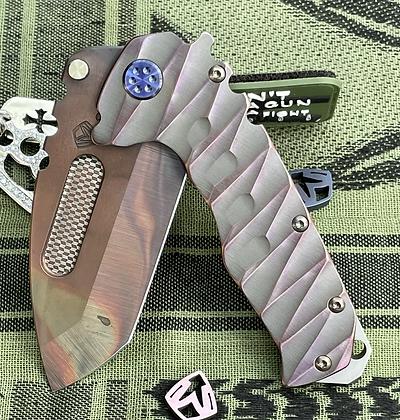 Praetorian T Medford Knife and Tool