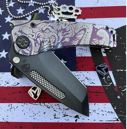 Marauder Full Size .260 Medford Knife and Tool
