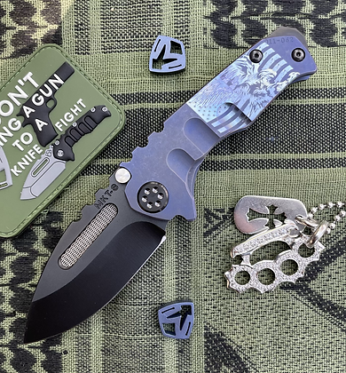 Micro Praetorian T Medford Knife and Tool
