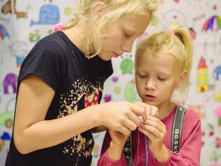 Учимся шить, кроить и вышивать! ;)
