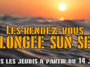 Retour des plongées Sun Set de L'Atelier de la Mer Marseille