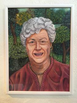 Astrid Bergebakken portrett