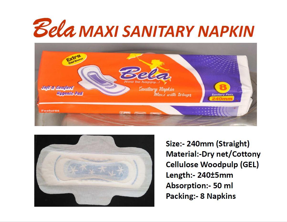 Bela Maxi (240MM) 10 N