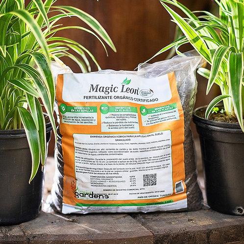 Fertilizante Orgánico Magic León