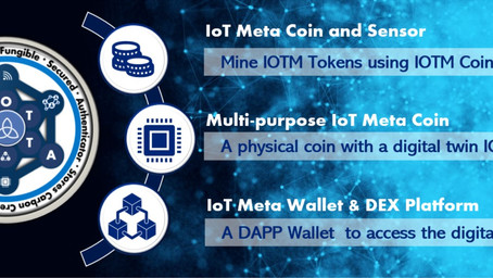 IoT Meta Coin -- Uniting The Physical And Digital Worlds