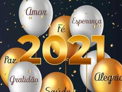 Quem você será neste ano de 2021?