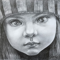 In the child's eyes