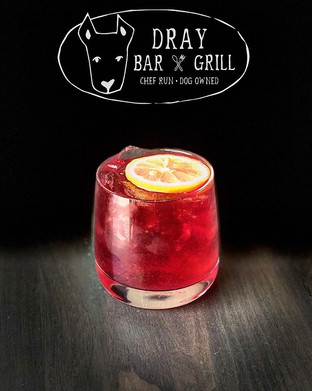 Our $5 Happy Hour Cocktail of the Day is