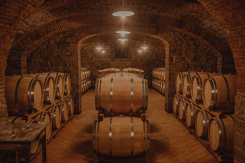 Lamole di Lamole barrels.jpg