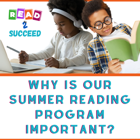 Why is our summer reading program important?