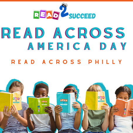 Read Across America Day. Read Across Philly.