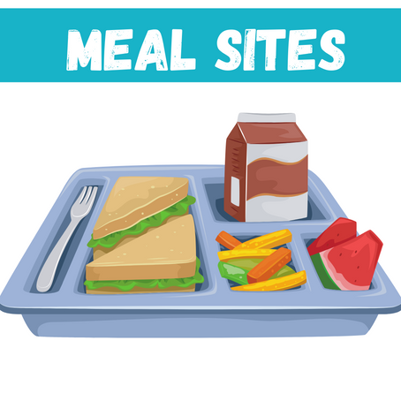 Student Meal Sites During the Summer