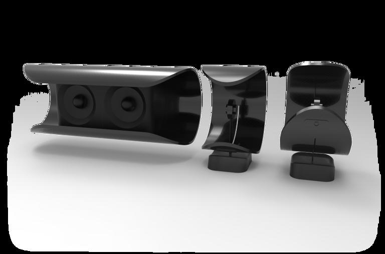 Tilting Speaker