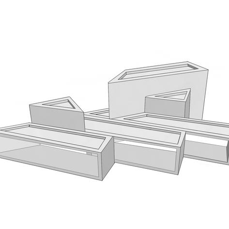 Hub Digital Sketch Concept