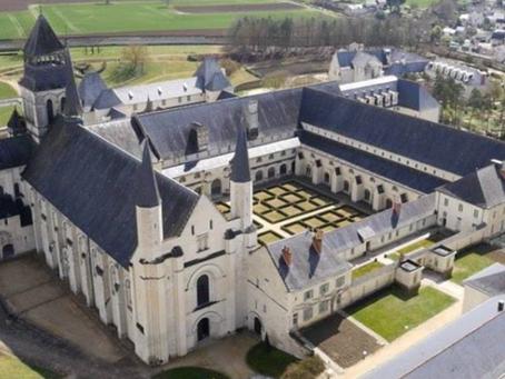 connaissez-vous l'Abbaye de Fontevraud ?
