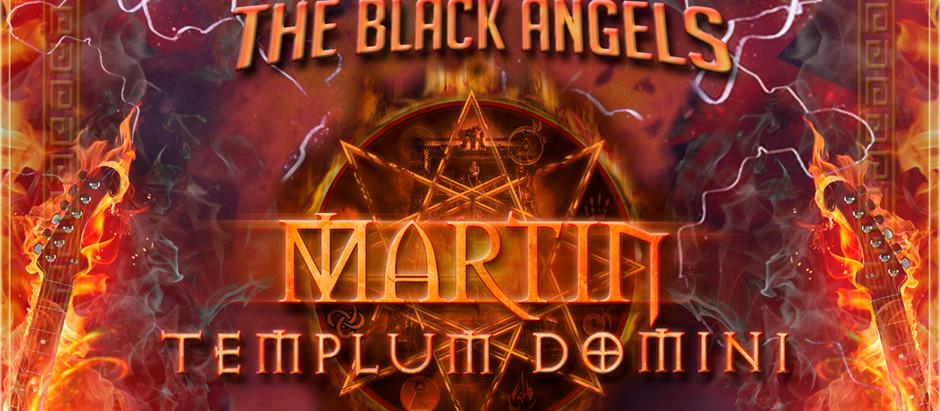 MARTIN TEMPLUM DOMINI at ROCK BAIX FESTIVAL