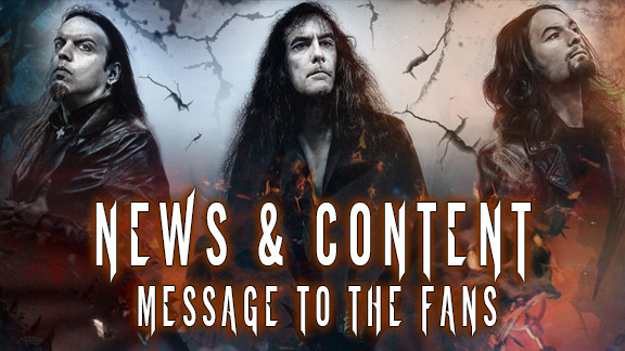 MESSAGE TO THE FANS VIDEO !!!