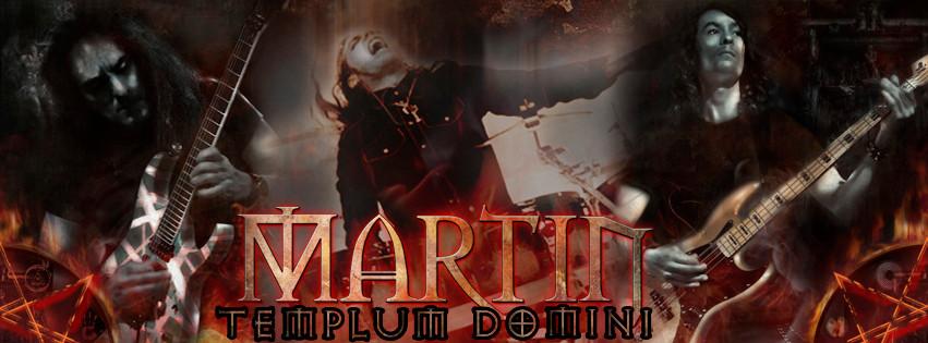 MARTIN TEMPLUM DOMINI Interview at Metal Coffee