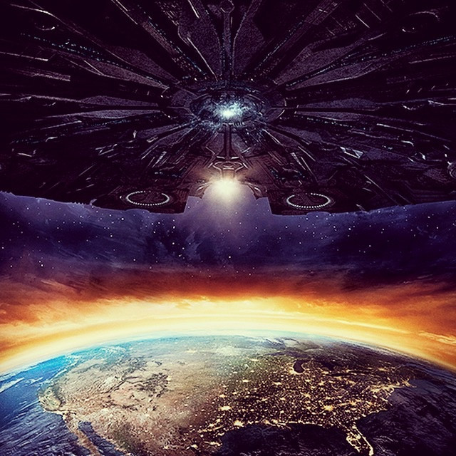 """Independence Day Resurgence"" by 20th Century Fox"
