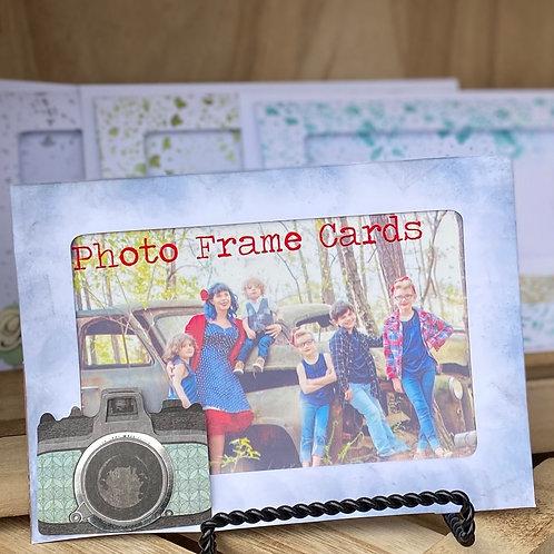 Camera Photo Frame