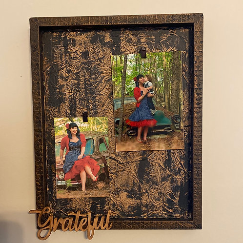 Grateful 2 Photo Frame