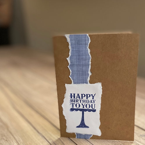 Blue birthday 2