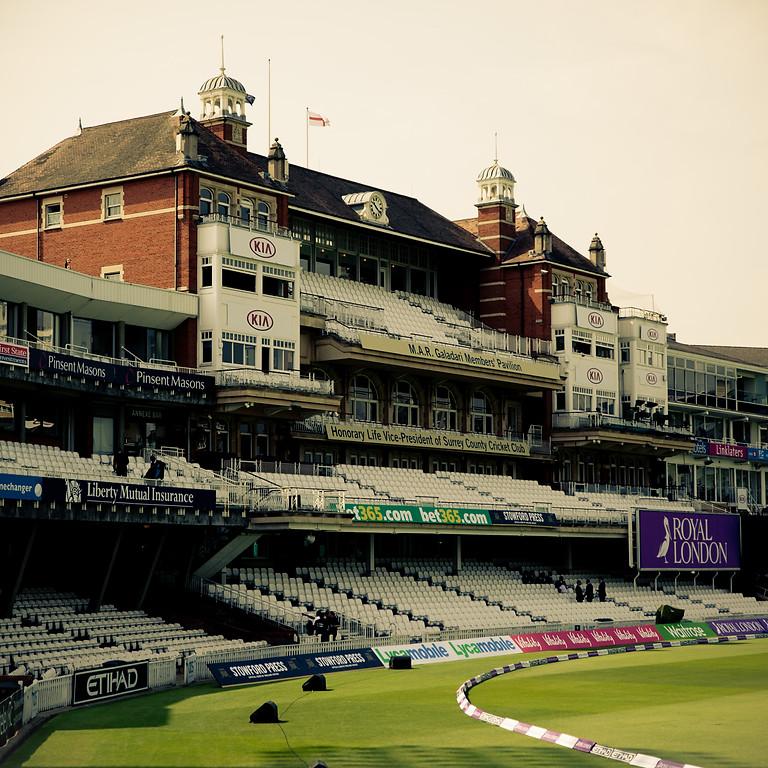 Construct Cricket at Surrey CCC